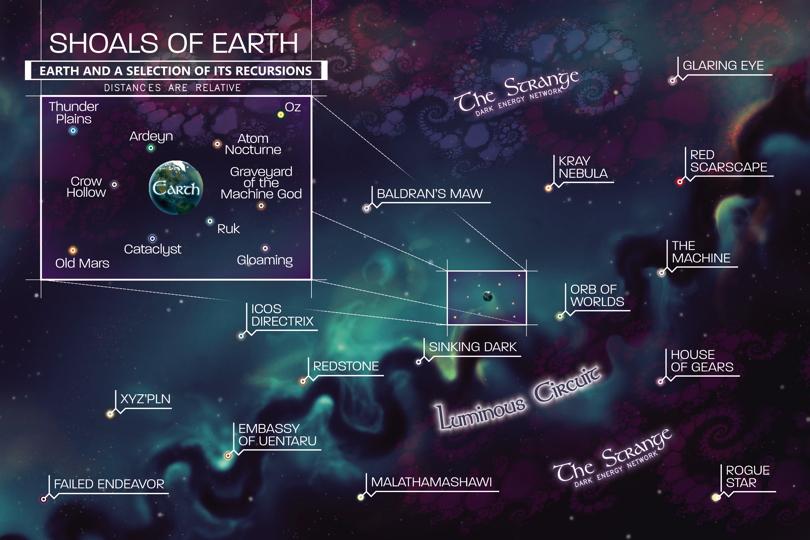 Shoals of Earth Keys
