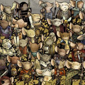 Mouse Guard - La Guardia dei Topi