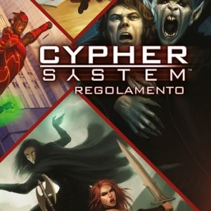 CYPHER SYSTEM GENERICO