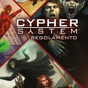 CYPHER SYSTEM e-book