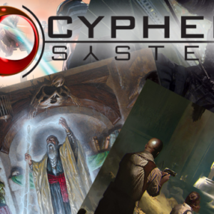 CYPHER SYSTEM GENERICO